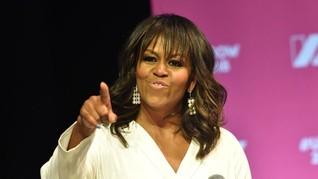 Michelle Obama: Trump Rasis dan Pemicu Ketakutan