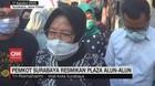 VIDEO: Risma Resmikan Plaza Alun-alun Surabaya