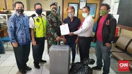 Penyelundup Bibit Lobster Rp3,8 M Diringkus di Bandara Juanda