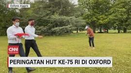 VIDEO: Perayaan HUT ke-75 RI di Oxford