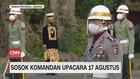 VIDEO: Mengenal Sosok Komandan Upacara Penurunan Bendera