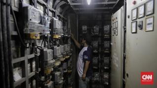PLN Mulai Pulihkan Listrik di Sulbar, 63 Persen Gardu Menyala