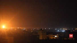 VIDEO: Gaza Memanas, Mesir Coba Mediasi