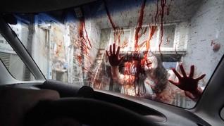 FOTO: Jeritan Zombie dari Garasi Mobil di Tokyo