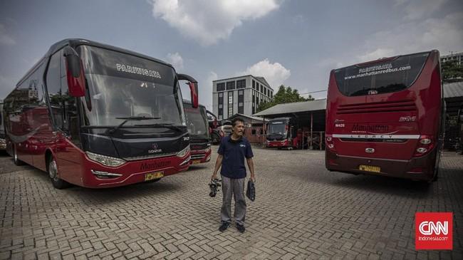 Pengusaha Transportasi DIY Rugi Rp600 M Sejak Pandemi Covid
