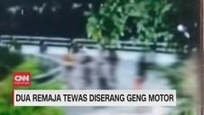 VIDEO: Dua Remaja Tewas Diserang Geng Motor