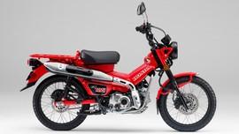 Honda Luncurkan Bebek 'Trekking' CT125, Harga Setara CBR250RR