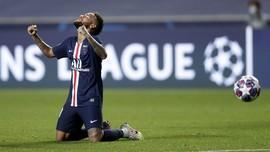 Neymar Bawa PSG ke Final Liga Champions, Barcelona Gigit Jari