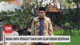 VIDEO: Menag: Peringati Tahun Baru Islam Dengan Sederhana