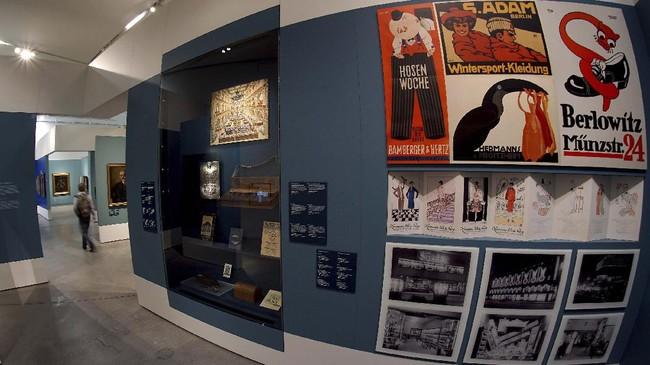 Sebuah pameran bertajuk Jewish Life in Germany: Past and Present ditampilkan di the Jewish Museum di Berlin, Jerman, beberapa waktu lalu.