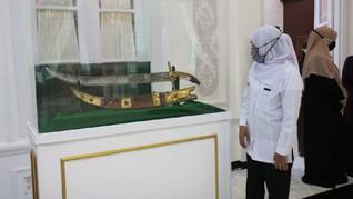Peninggalan Nabi Muhammad SAW Dipamerkan di Probolinggo