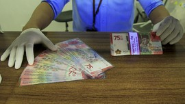 Bank Mandiri Siapkan 408 Cabang Layani Penukaran Uang Baru