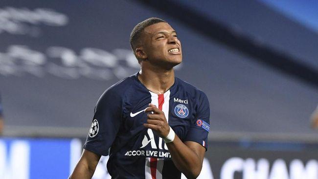 Penyerang asal Prancis Kylian Mbappe dilaporkan ingin meninggalkan Paris Saint-Germain pada musim depan.