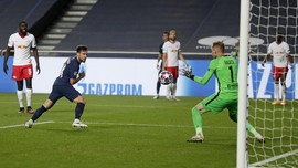 Semifinal Liga Champions: PSG Terlalu Perkasa Buat RB Leipzig