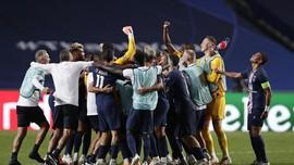 PSG ke Final Liga Champions Usai Habiskan Rp22,3 Triliun