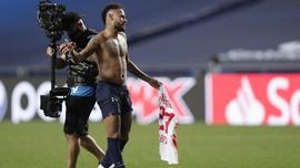 Neymar Terancam Absen di Final Liga Champions