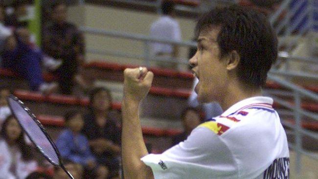Rexy Mainaky tak berminat jadi pemain badminton namun akhirnya pensiun dengan status juara dunia, juara Olimpiade, juara All England.