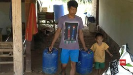 VIDEO: Kekeringan Landa Bekasi