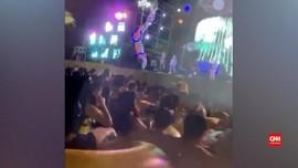 VIDEO: Nol Kasus Positif, Warga Wuhan Banjiri Festival Musik