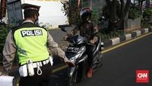 Rusak Motor saat Ditilang, Warga Kepri Diamankan Polisi