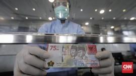 9.000 Kantor Cabang Bank Layani Tukar Uang Baru Rp75 Ribu
