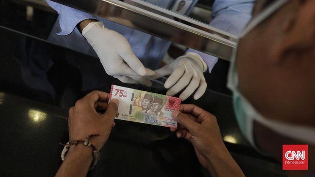 Bank Indonesia (BI) resmi menutup penukaran uang peringatan kemerdekaan (UPK) pecahan Rp75 ribu.