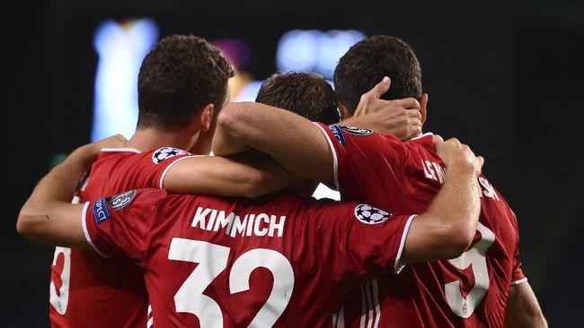 Sinyal buruk menyertai langkah Bayern Munchen ke final Liga Champions melawan Paris Saint-Germain.