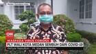 VIDEO: PLT Wali Kota Medan Sembuh dari Covid-19