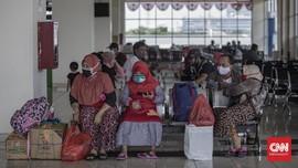 Libur Panjang, Terminal Pulo Gebang Wajibkan Surat Sehat