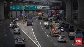 Dua Hari Libur Panjang, 336 Ribu Kendaraan Tinggalkan Jakarta