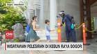 VIDEO: Wisatawan Pelesiran di Kebun Raya Bogor