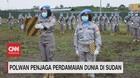 VIDEO: Polwan Penjaga Perdamaian Dunia di Sudan