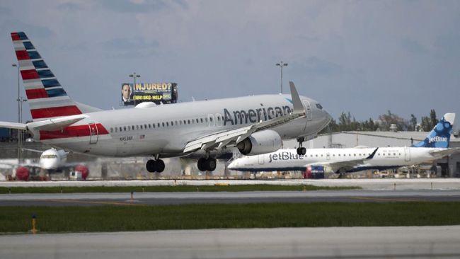 American Airlines bakal merumahkan 13 ribu karyawan karena bantuan dari Pemerintah AS berakhir.