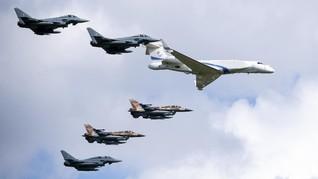 Oron, Jet Tempur Canggih Baru Israel untuk Mata-Matai Iran