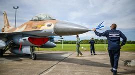 FOTO: Jet Tempur Jerman-Israel Latihan Bersama
