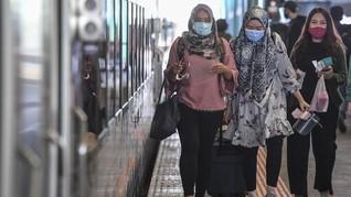 Antisipasi Demo, 6 Kereta Jarak Jauh Berhenti di Jatinegara