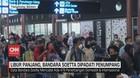 VIDEO: Libur Panjang, Bandara Soetta Dipadati Penumpang