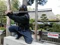 Maling Bobol Museum Ninja, Brankas 150 Kg Isi Uang Diangkut