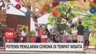 VIDEO: Potensi Penularan Corona di Tempat Wisata