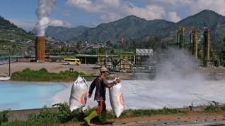 Jokowi Modali Geo Dipa Rp700 M Kembangkan Panas Bumi Dieng