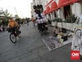 FOTO: Sepi Wisata Ibu Kota kala Libur Panjang