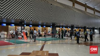Libur Panjang, Penumpang Bandara Juanda Naik 24 Persen