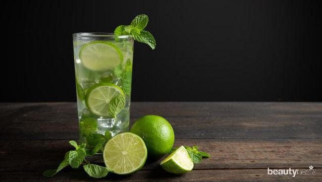 Banyak Khasiatnya Intip 4 Manfaat Minum Air Jeruk Nipis