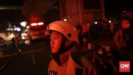 Bandung Electronic Center Terbakar, Pengunjung Berhamburan