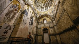 Kisah Kontroversi Hagia Sophia di Era Ataturk dan Erdogan