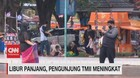 VIDEO: Libur Panjang, Pengunjung TMII Meningkat