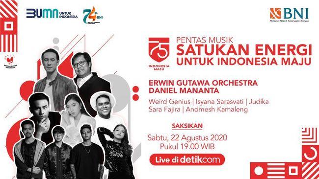 Pentas ini bertujuan mengajak masyarakat berpadu untuk bangkit dan mempersembahkan hasil yang terbaik untuk Indonesia