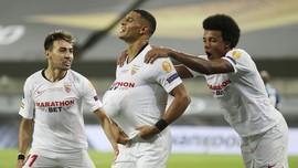 Hasil Final Liga Europa: Tekuk Inter Milan, Sevilla Juara