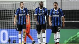 Sevilla vs Inter, Lukaku dari Pahlawan Jadi Pecundang