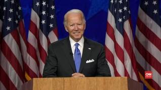VIDEO: Joe Biden Terima Pencalonan Presiden Partai Demokrat